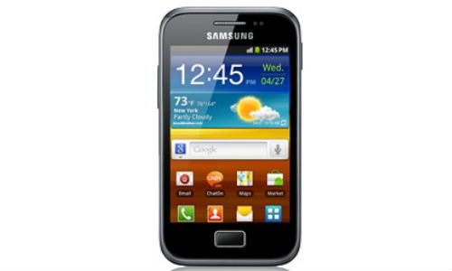 Samsung Galaxy Ace Plus GT S7500 first look