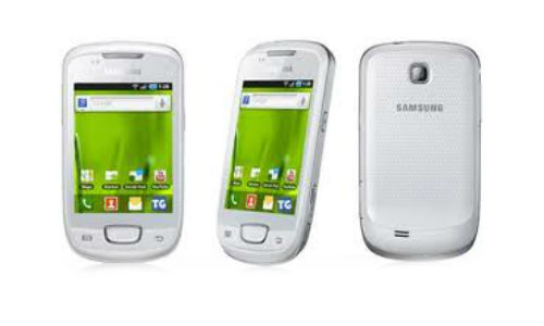 Samsung Galaxy Pop S5570 cheap smartphone