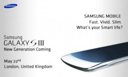 Samsung Galaxy S3 image leaks