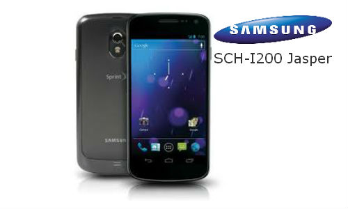 Samsung to release SCH-I200 Jasper phone
