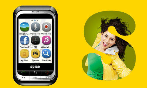 The best Dual Sim phone from Spice