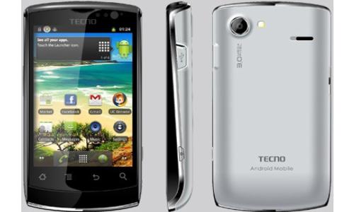 Tecno T1, new dual SIM smartphone