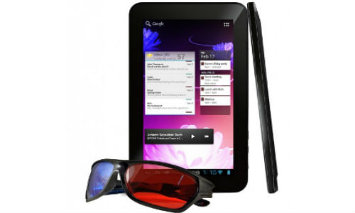 Ematic eGlide Prism tablet with Android ICS