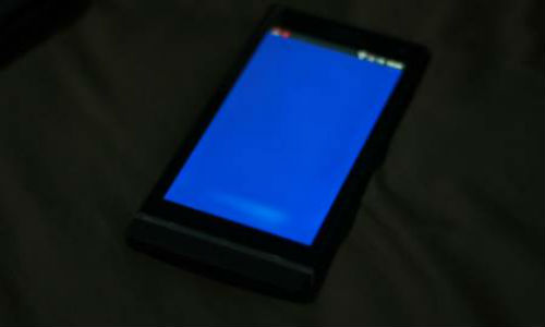 Xperia S smartphones: Overheating causes flaw in display