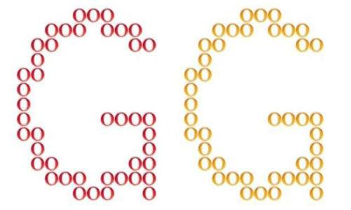 Zerg rush: A Google easter egg