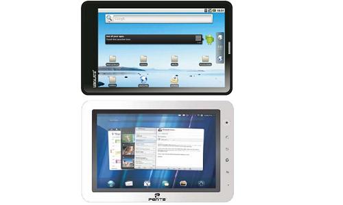 Aakash 2 Tablet Vs BSNL Penta Tpad WS802C