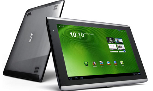Official ICS update for Acer Iconia Tab A500