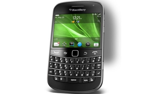 Blackberry planned for Upgrades 9900 Smartphone