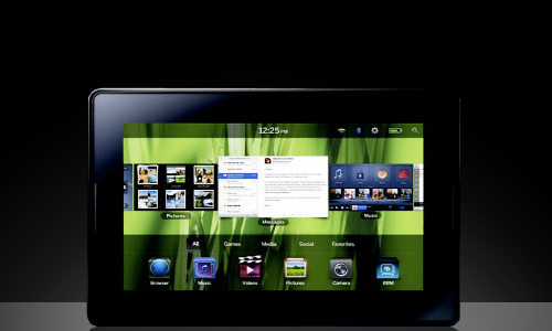 Blackberry Playbook gets OS update