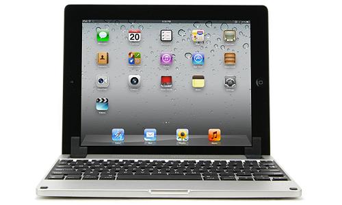 Brydge keyboard dock makes iPad a Macbook Air