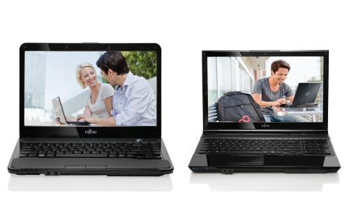 Fujitsu lifebook models updated with Sandy Bridge