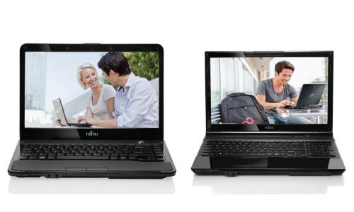 Fujitsu lifebook models updated with Sandy Bridge