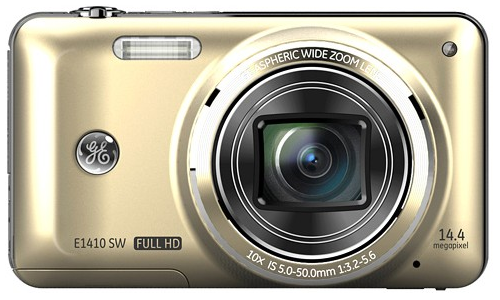 GE's Power Series E1410SW, sleek and stylish camera Rs 12,500