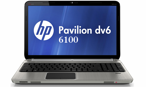 HP Pavilion dv6 6100 laptop review