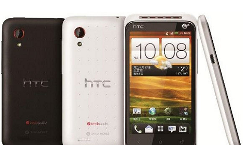 Three new desire phone models from HTC