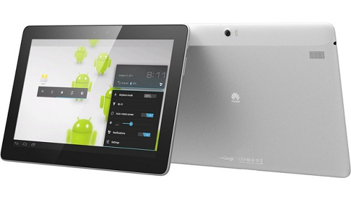 Huawei MediaPad WiFi version launching next month