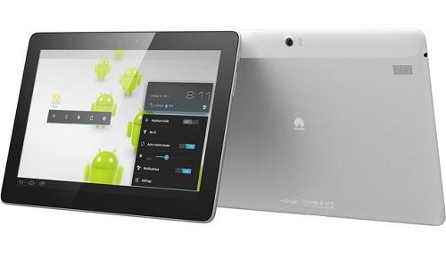 Huawei MediaPad WiFi version launching next month