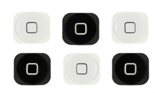 iphone home button fell off apple iphone 5 home button image appears rumors 1217
