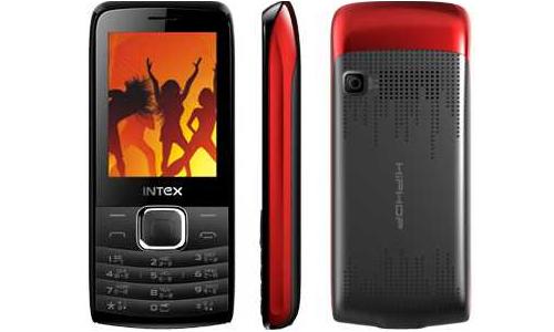 Intex HIPHOP new dual SIM phone Rs 2,000
