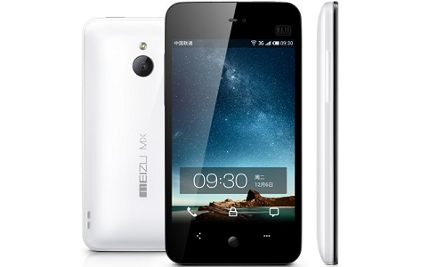 Meizu announced ICS update for MX and M9 smartphones