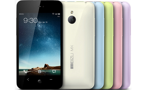 Meizu MX and M9 to receive updates in June