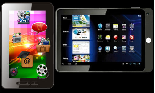 Comparison of Micromax Funbook and iBerry Auxus AX02 Tablets