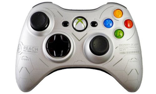 Modzlab Halo Reach controller for Xbox launches