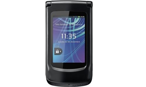 Motorola announces Motosmart flip Android phone