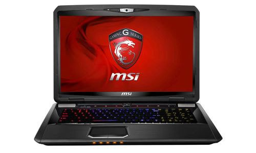 MSI GT70 laptop review