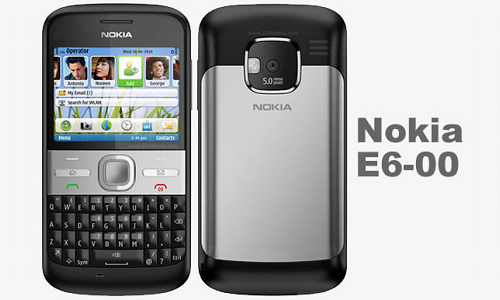 Nokia E6-00 smartphone: Full Specifications