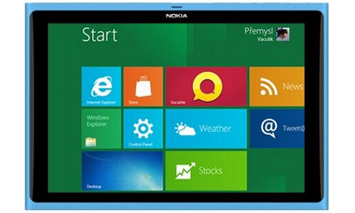 Nokia Lumia tablet pictures surfaces out