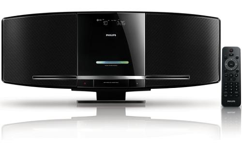 Philips DCM292 sleek elegant music system