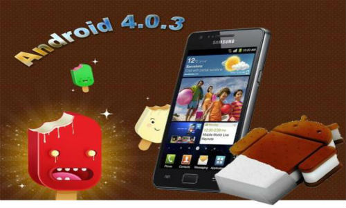 Samsung Galaxy S2 gets Android 4.0.3 ICS update