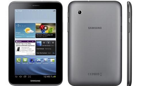 Samsung Galaxy Tab 2 models launch delayed