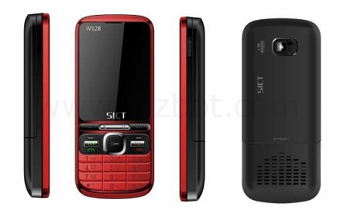 SICT iv128 affordable dual SIM Phone Rs 1,350