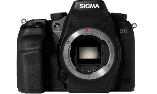 New Sigma SD1 camera review