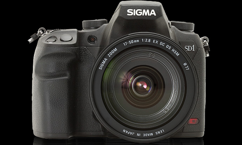 Sigma SD1 Merrill camera review