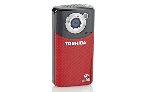 Camileo Air10 Full HD Wifi Camcorder from Toshiba