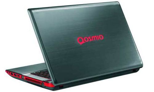 Toshiba unveils Qosmio X875 and X875 3D laptops