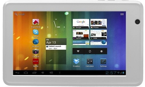 Xtex 7 inch Android My Tablet for Rs 7,500
