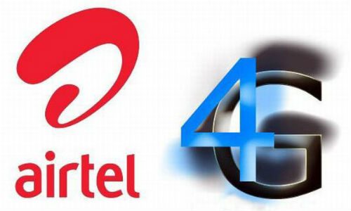 Airtel has launched 4G service in Bengaluru