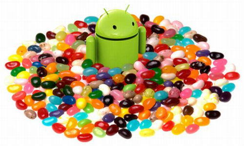 Android Jellybean device to be launched in 2012