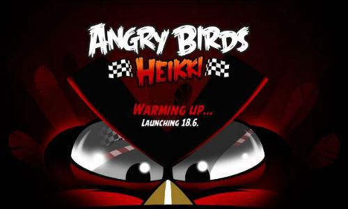 Angry Birds Heikki to be launched on June 18