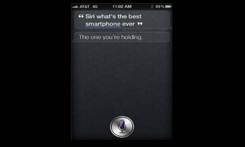 Apple fixes Siri to say iPhone 4S is the best smartphone
