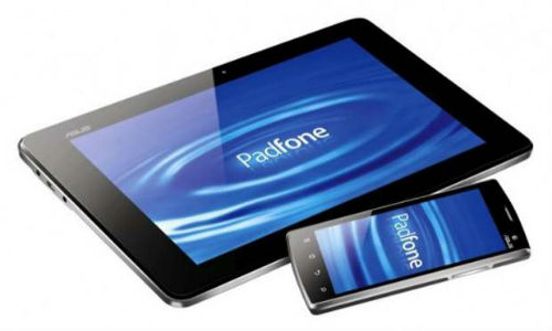 Asus Padfone will be launched soon