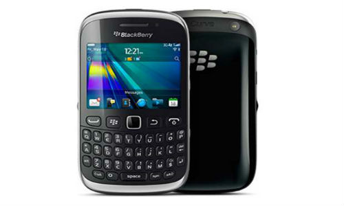 BlackBerry Curve 9320 might be launched in India in June