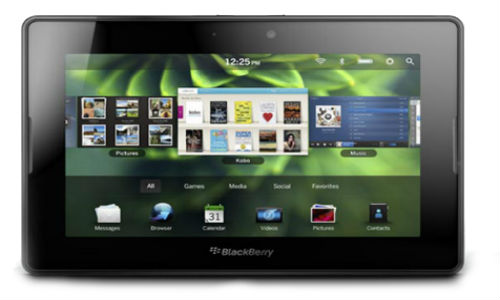 BlackBerry PlayBook 4G to launch this year