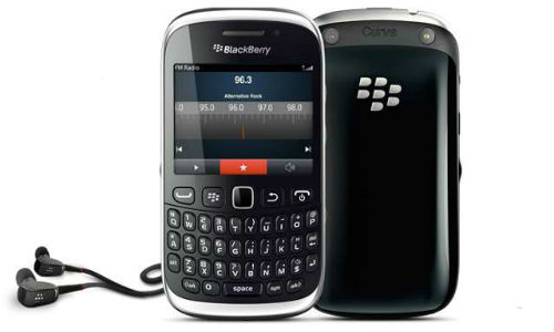 BlackBerry launches Curve 9320 for Rs 15,990