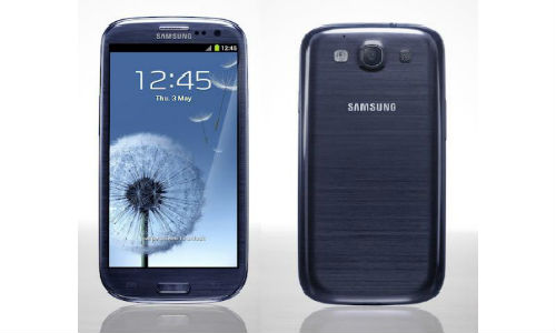 Blue Samsung Galaxy S3 to be delayed?