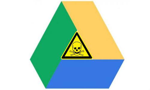 Danger! Don't trust Google Drive